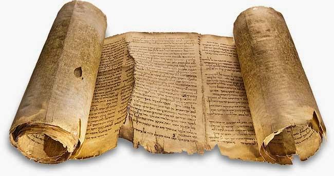 Dead Sea Scroll - Isaiah Scroll