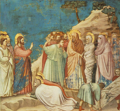Raising of Lazarus