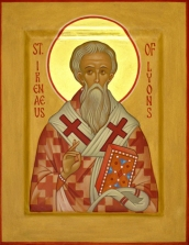 Image result for irenaeus of lyons