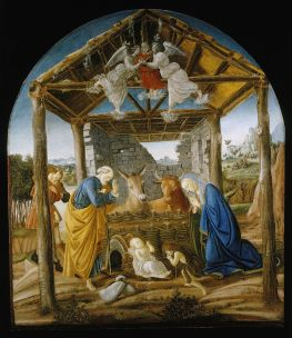 Botticelli_Nativity