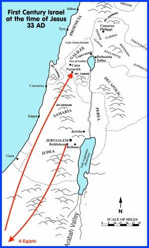 mapa Mateo