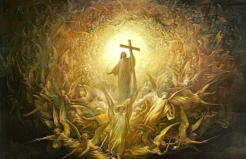 Apocalyptic Christ II