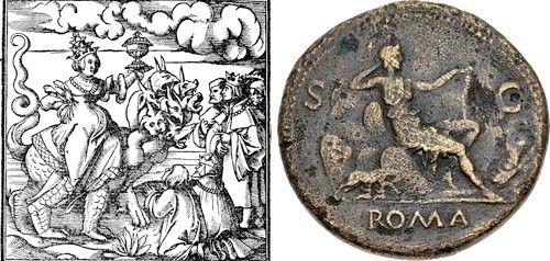 Comparison Rome Whore