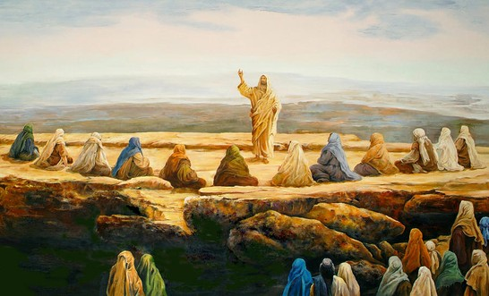 Sermon on the Mount: King Jesus