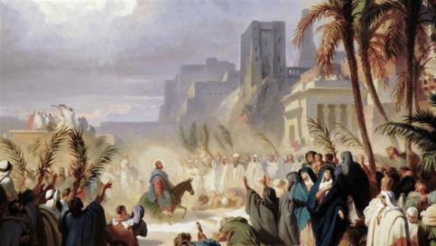 Entry Jerusalem