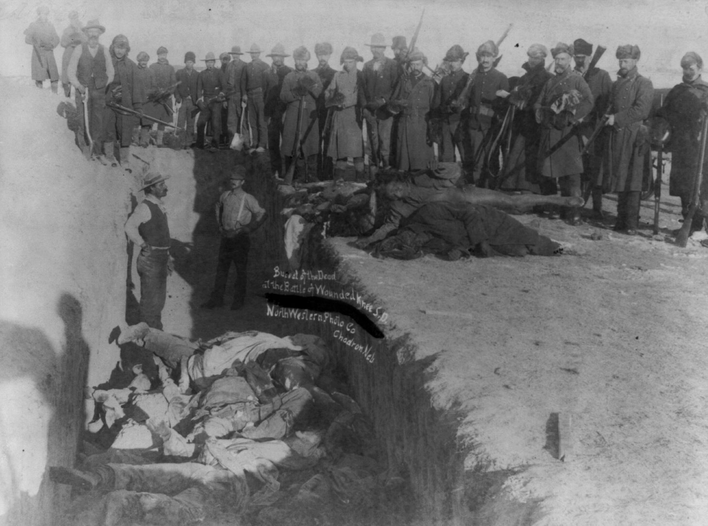 Burial-Native-Americans-Wounded-Knee-South-Dakota-1891