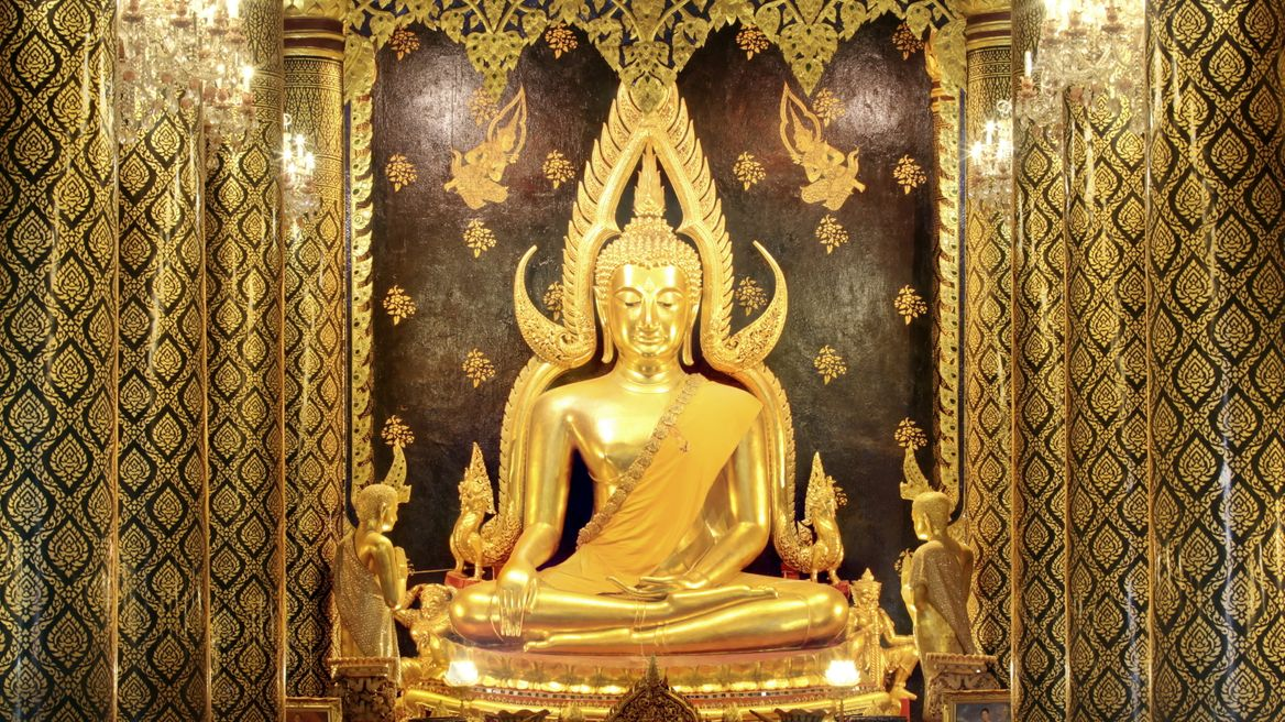 Estatua del Buda