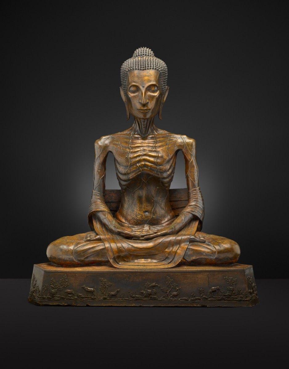 Buddha emanciado