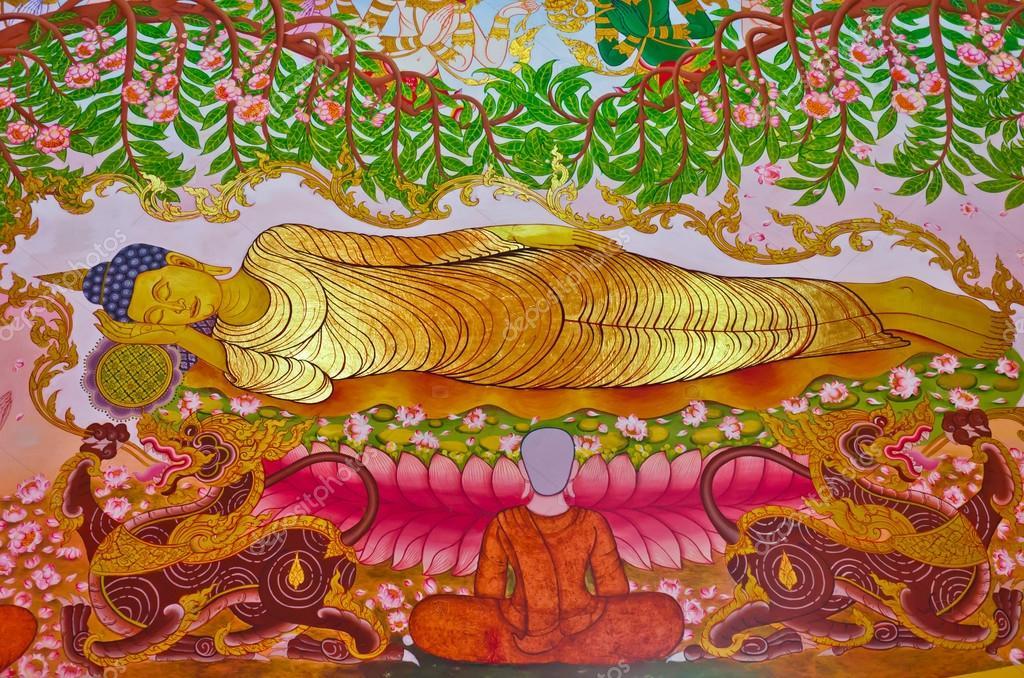 Death of buddha