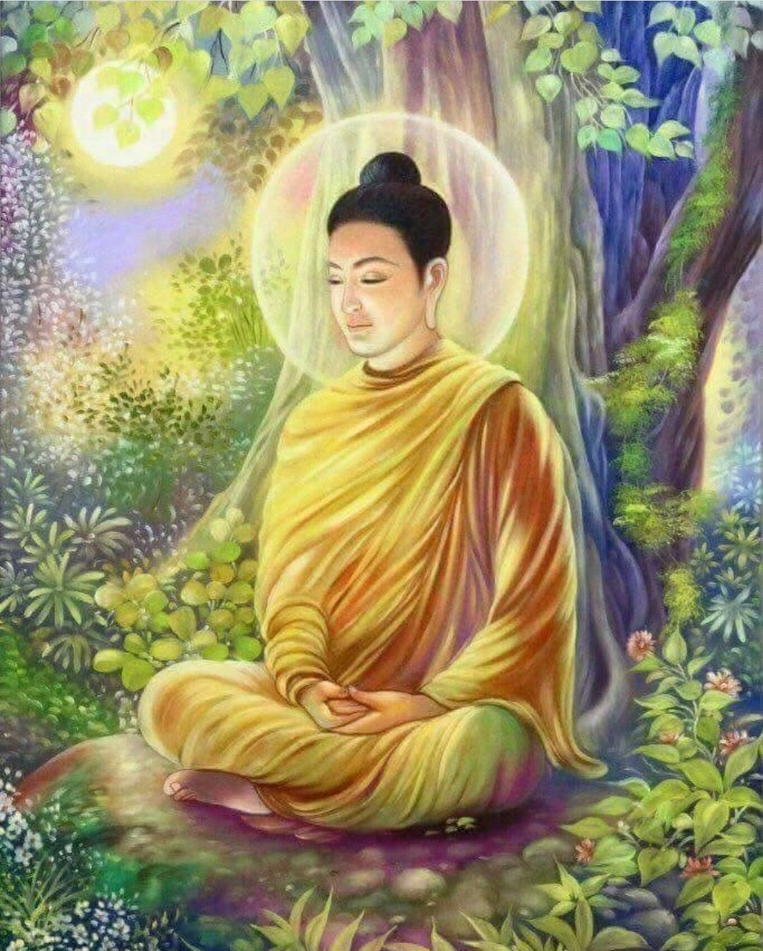 Buddha enlightement